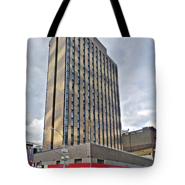 Tote Bag featuring the photograph 101 Ludlow 4 by Steve Sahm
