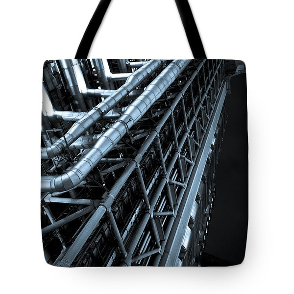 Lloyd's Building London  Tote Bag