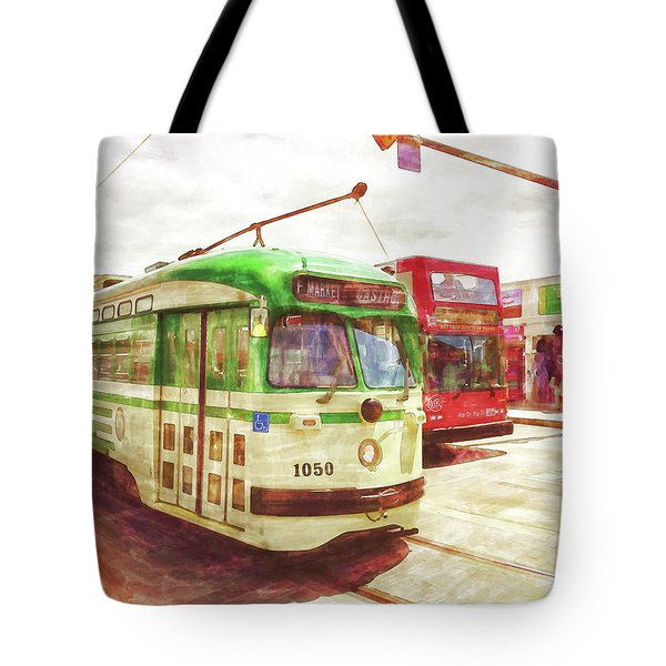 1050 Tote Bag by Michael Cleere