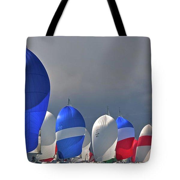 September Colors Tote Bag