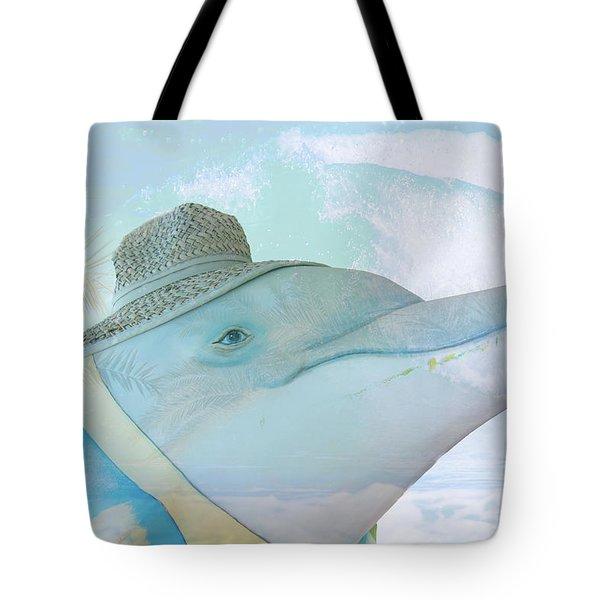 10732 Flipper Tote Bag