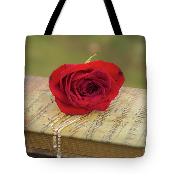 10754 For You My Love Tote Bag