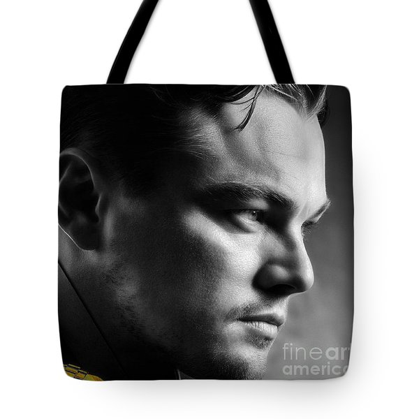Leonardo Dicaprio Collection Tote Bag