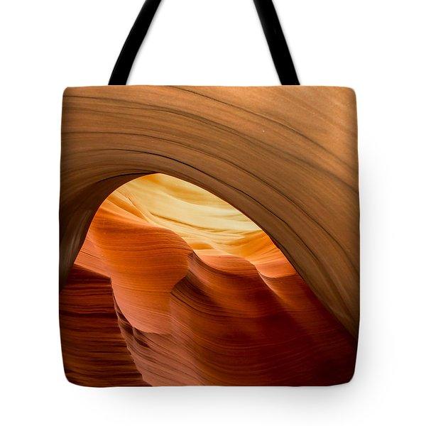 Lower Antelope Canyon Navajo Tribal Park #12 Tote Bag