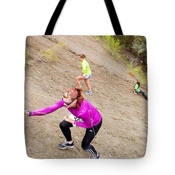 Pikes Peak Road Runners Fall Series Race Tote Bag
