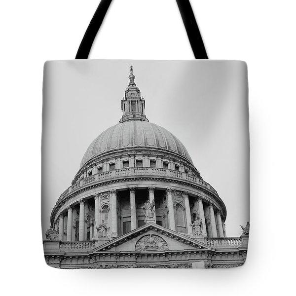 St Pauls Cathedral Tote Bag