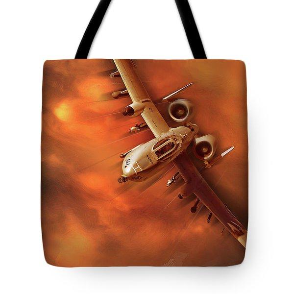 A-10 Warthog Tote Bag