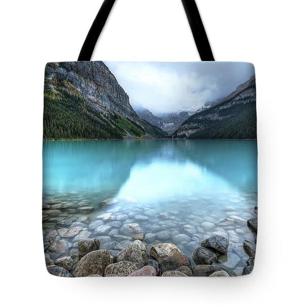 1111 Lake Louise Tote Bag