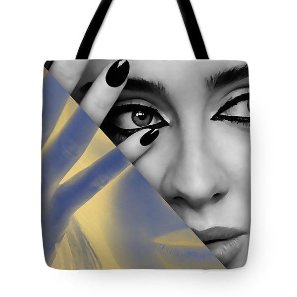 Adele Collection Tote Bag