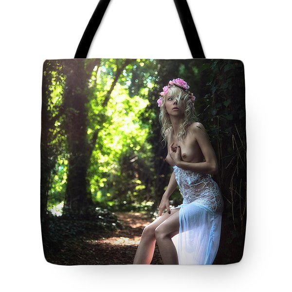 Apsarasa Tote Bag by Traven Milovich