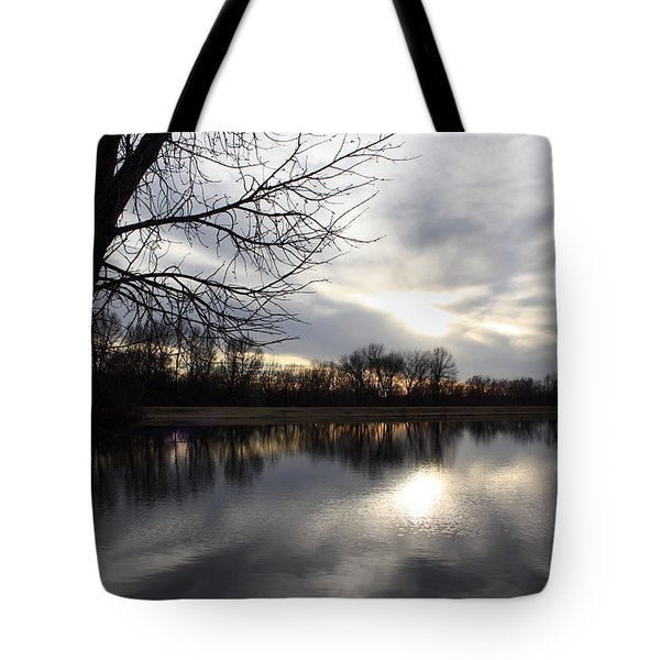 James A Reed Wildlife Area Tote Bag