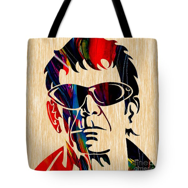 Lou Reed Collection Tote Bag
