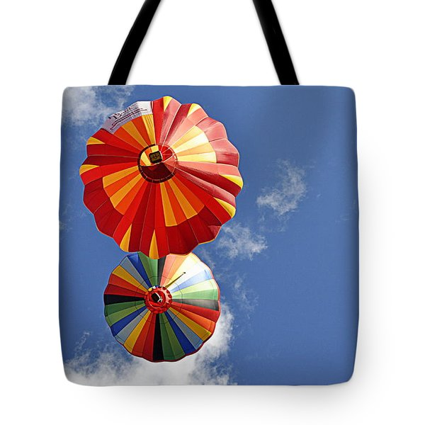 12 Oclock High Tote Bag