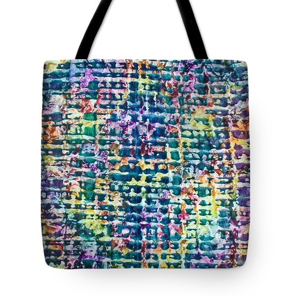 12-offspring While I Was On The Path To Perfection 12 Tote Bag