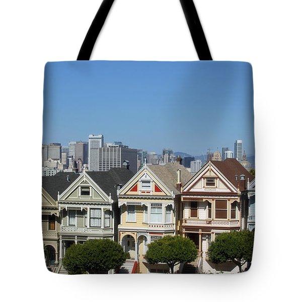 @san Francisco Tote Bag
