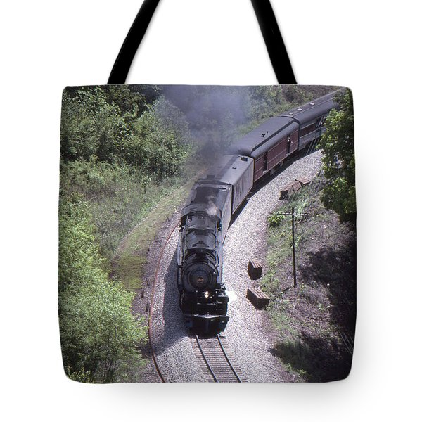 1218 Near Old Fort Tote Bag