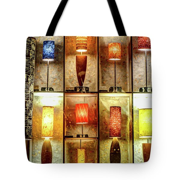 1221b Lincoln St. Tote Bag