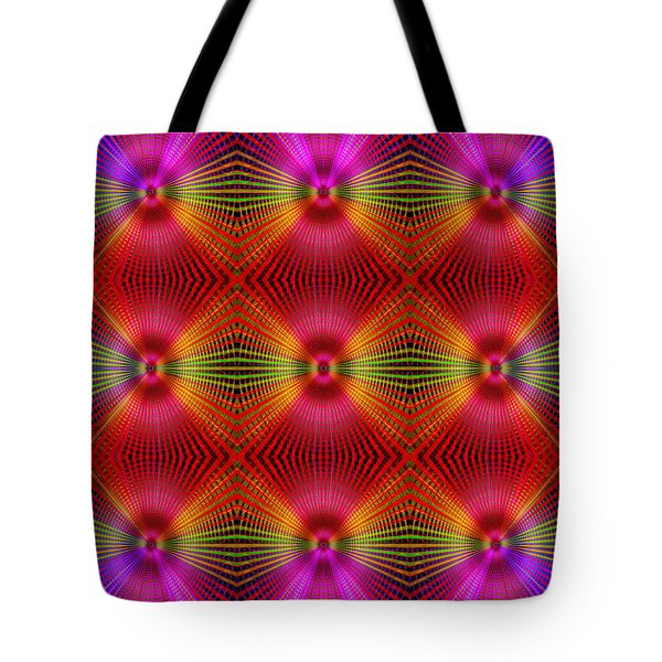 Tote Bag featuring the digital art #122720154 by Visual Artist Frank Bonilla