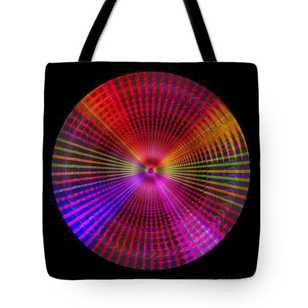 Tote Bag featuring the digital art #122720172 by Visual Artist Frank Bonilla