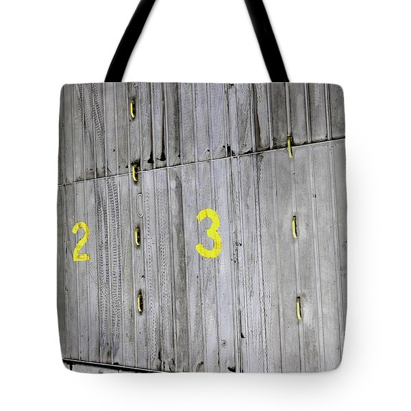 Tote Bag featuring the photograph 1234 by Stephen Mitchell