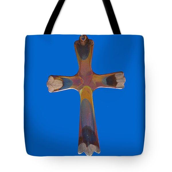 1282b Cross Tote Bag