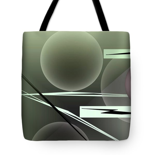 1296-2 2016 Tote Bag by John Krakora