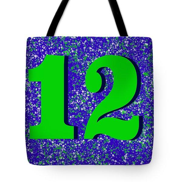 12th Man Tote Bag