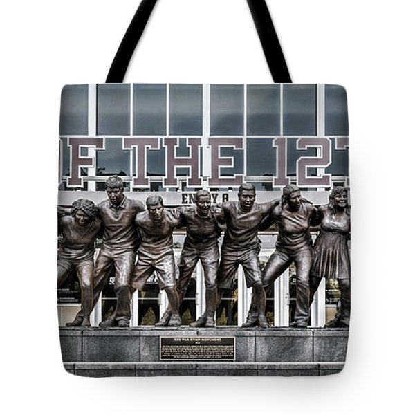 12th Man Tote Bag