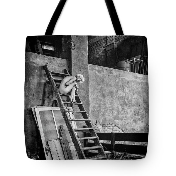 Tote Bag featuring the photograph Kelevra by Traven Milovich