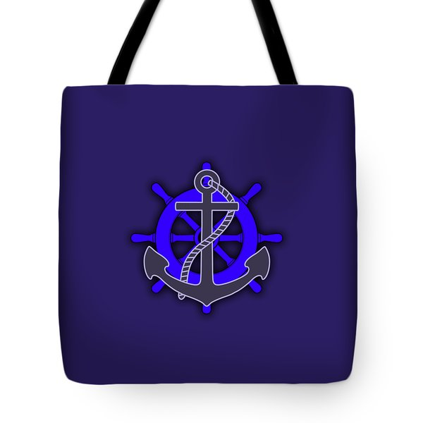 Nautical Collection Tote Bag