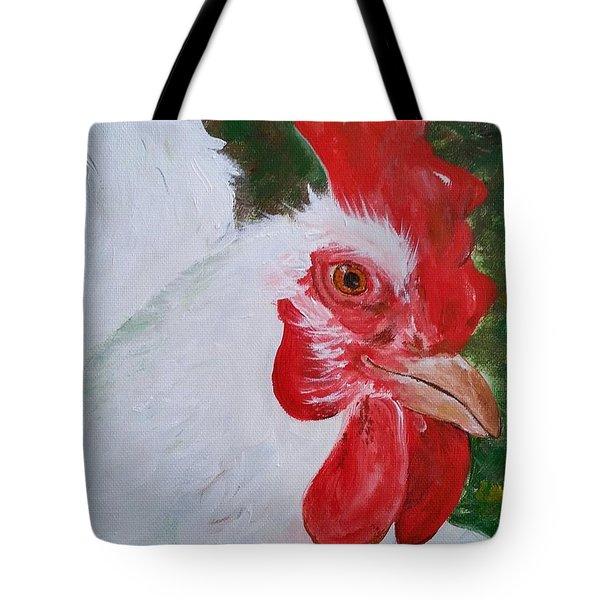 #13 Pearl Tote Bag