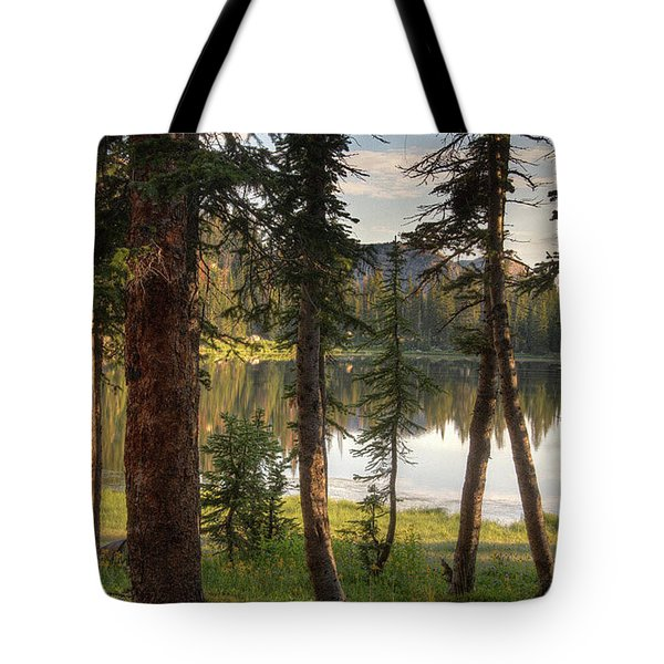 Uinta Mountains, Utah Tote Bag