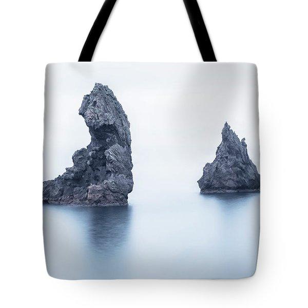 Vestmannaeyjar - Iceland Tote Bag