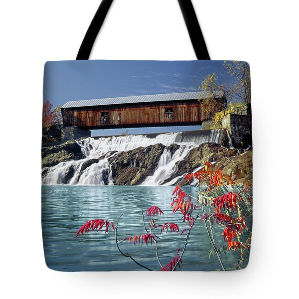 134202-a The Willard Tote Bag
