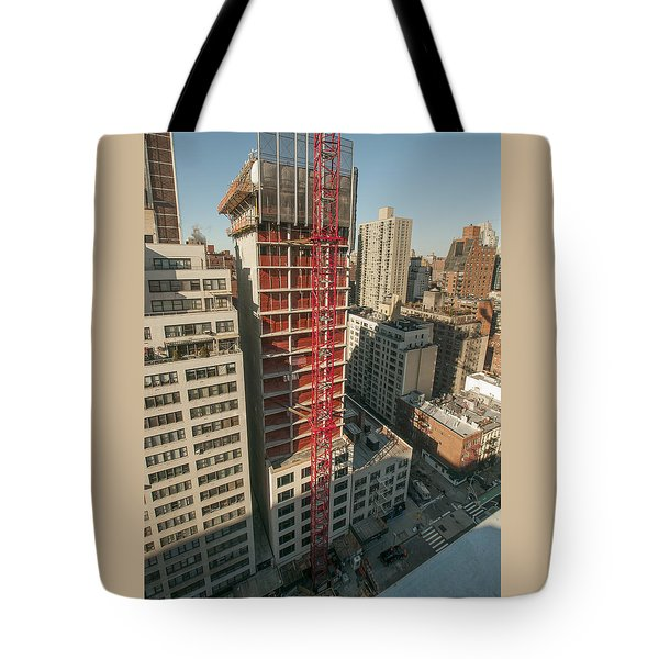 1355 1st Ave 1 Tote Bag