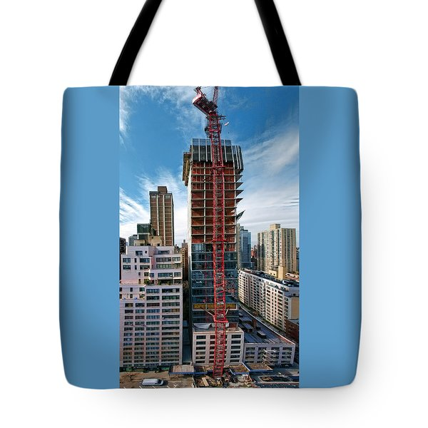 1355 1st Ave 3 Tote Bag