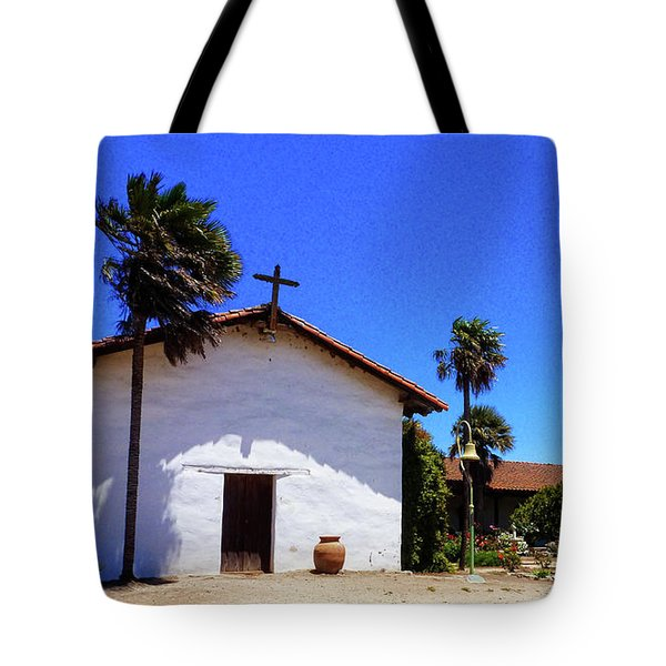 13th Mission Tote Bag