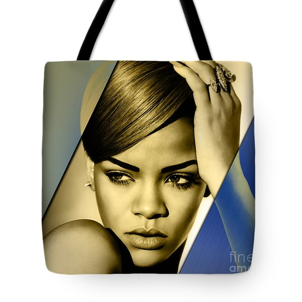 Rihanna Collection Tote Bag