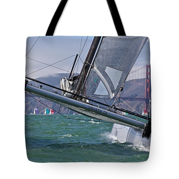 Rolex Regatta San Francisco Tote Bag