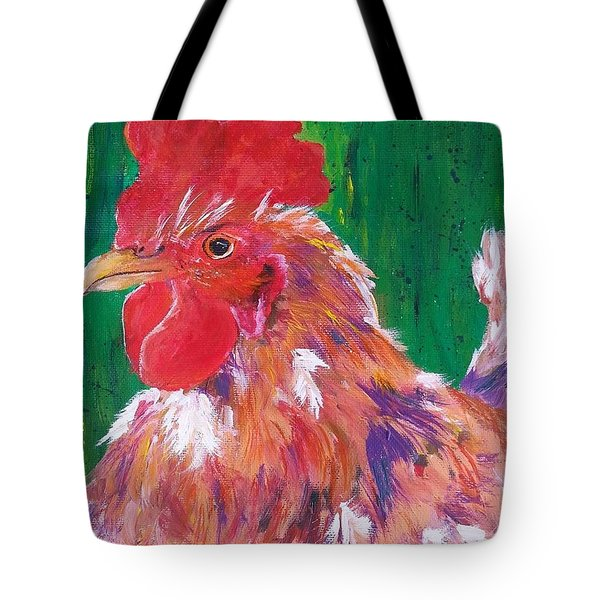 #14 Trouble Two Tote Bag