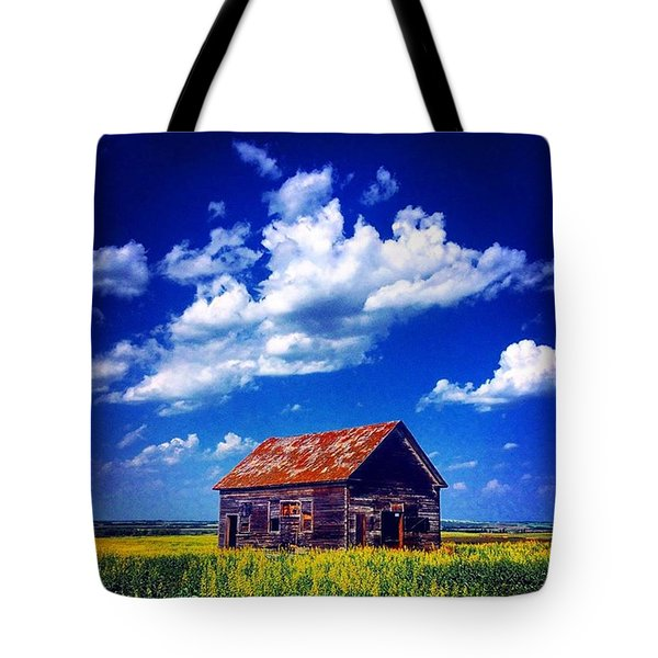The Past Held Life Tote Bag