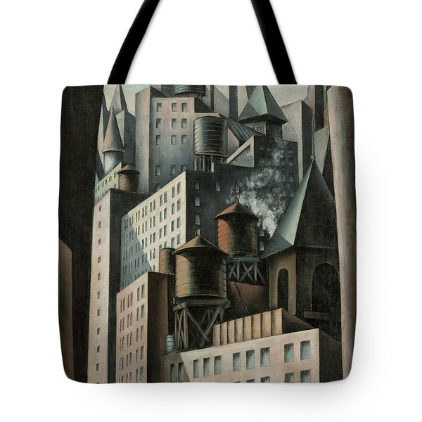 14th Street New York City Tote Bag