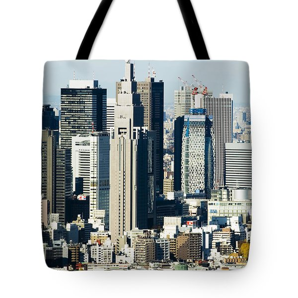 Tote Bag by Bill Brennan - Printscapes