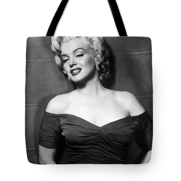 Marilyn Monroe (1926-1962) Tote Bag