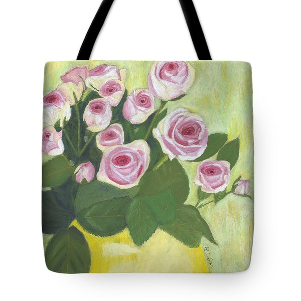 15 Pinks Tote Bag