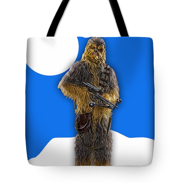 Star Wars Chewbacca Collection Tote Bag