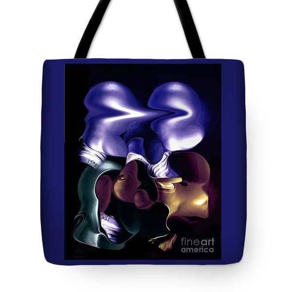 Tote Bag featuring the photograph 150 Watt					 by Steve Godleski