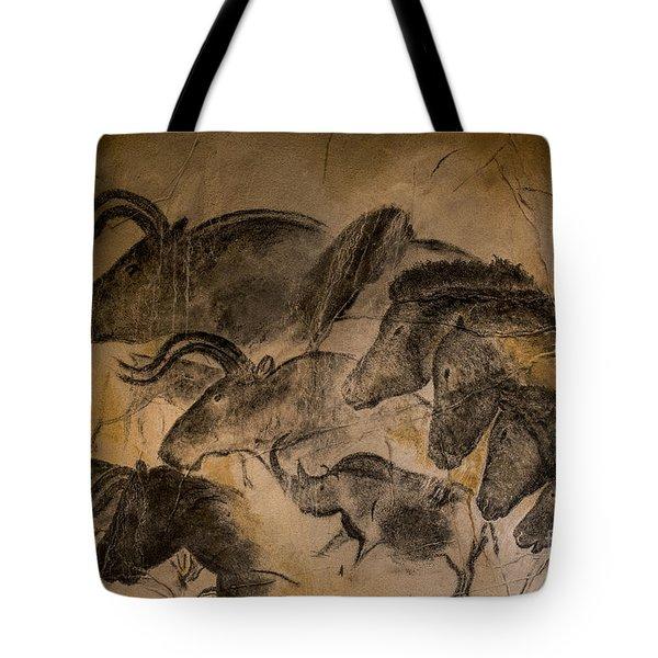 Chauvet Tote Bag
