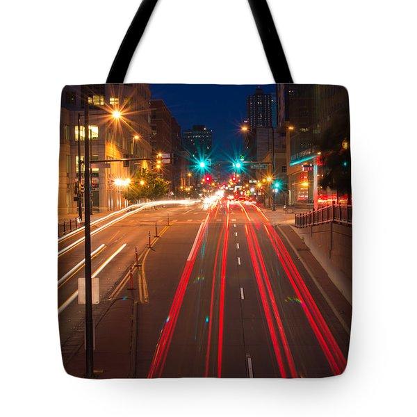 15th Street Tote Bag