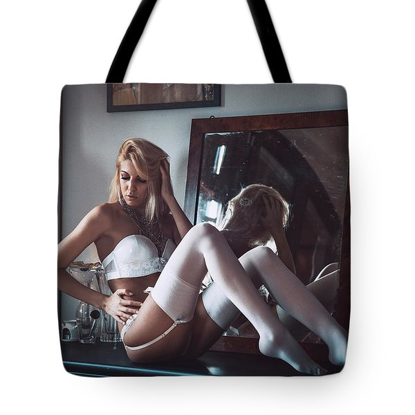 .. Tote Bag by Traven Milovich